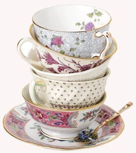 A May English Tea