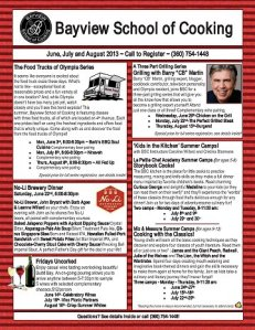 Summer 2013 Brochure