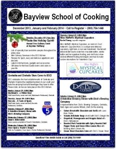 BSC Winter 2013-2014 Brochure